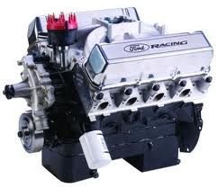 Ford 370 big block crate engines now sold online by for Ford stroker motor sizes
