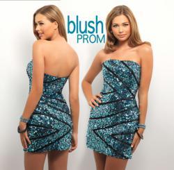 The 2013 Blush Prom Style C115
