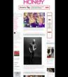 Elsweet Rufino, Honey Magazine,