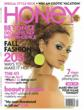 2002 Cover of Honey (Archive)