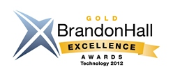 OnPoint Digital Wins Gold Brandon Hall Excellence in Technology Award