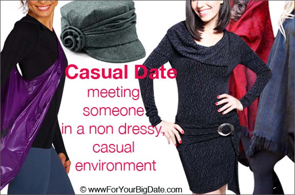 what to wear on a first date at home