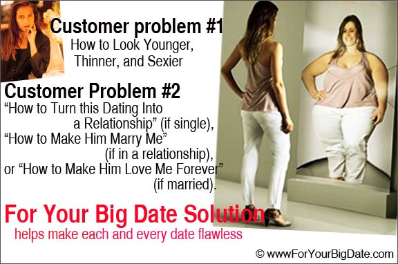 big problems internet dating