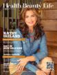 Health Beauty Life Magazine featuring Kathy Ireland