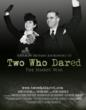 Documentary Film, Two Who Dared, Screens at Local Unitarian Churches