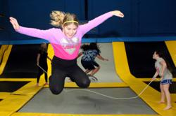 Bounce Trampoline Sports Announces Have Fun Get Fit