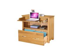 Utah Oak Sideboard Desk