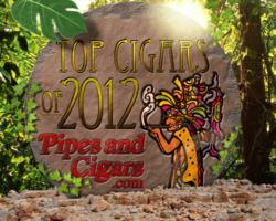 top 25 cigars of 2012, best cigars of 2012