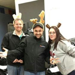 Winter Wonderland Reindeer Helpers from Baynetwork