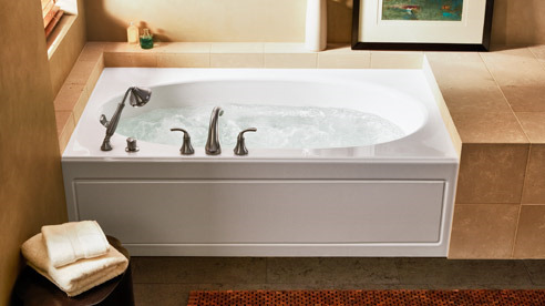 Homethangs Com Introduces A Tip Sheet On Whirlpool Tubs