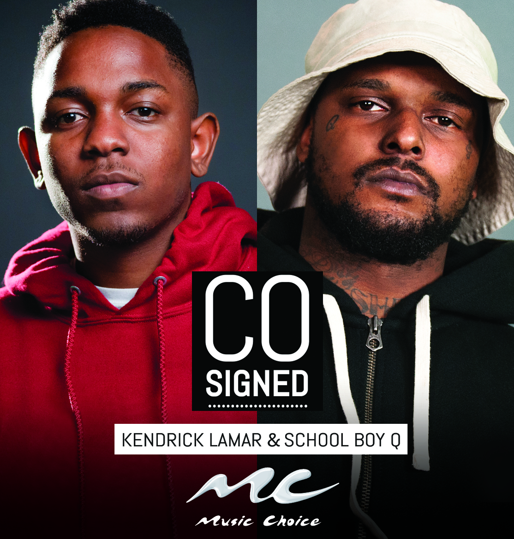 Schoolboy Q  U0026 Kendrick Lamar Appear In  Mccosigned