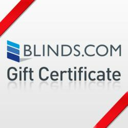 Blinds.com gift cards