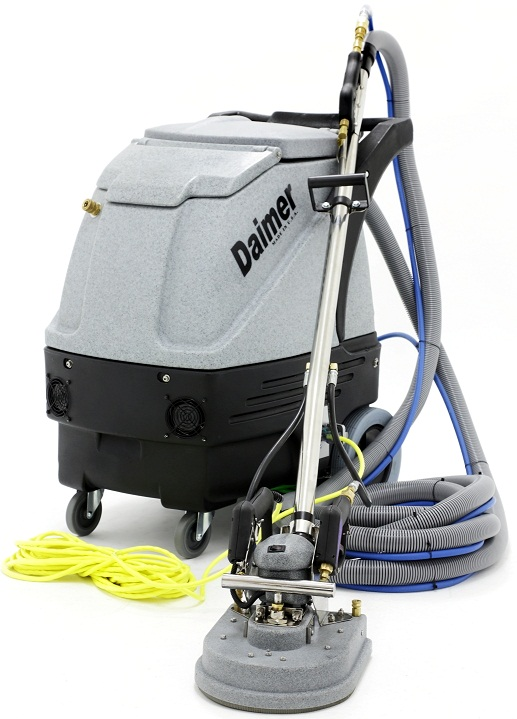 Daimer Debuts Floor Cleaning Machines For Multi Functional