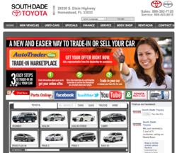 South Dade Toyota of Homestead Miami FL