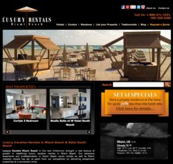 Luxury Rentals Miami Beach