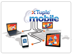 xTuple ERP Mobile Web client