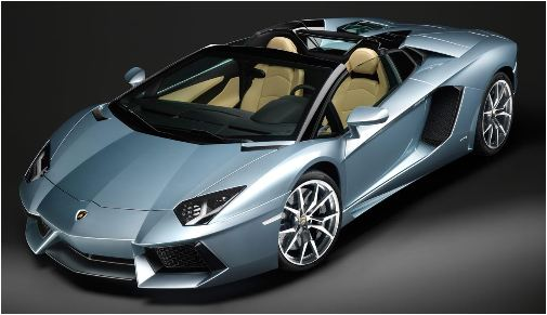 Luxury Vehicle: Prestige Luxury Car Rentals Adds The Lamborghini Aventador