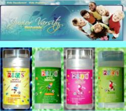 Junior Varsity Natural Children Deodorant