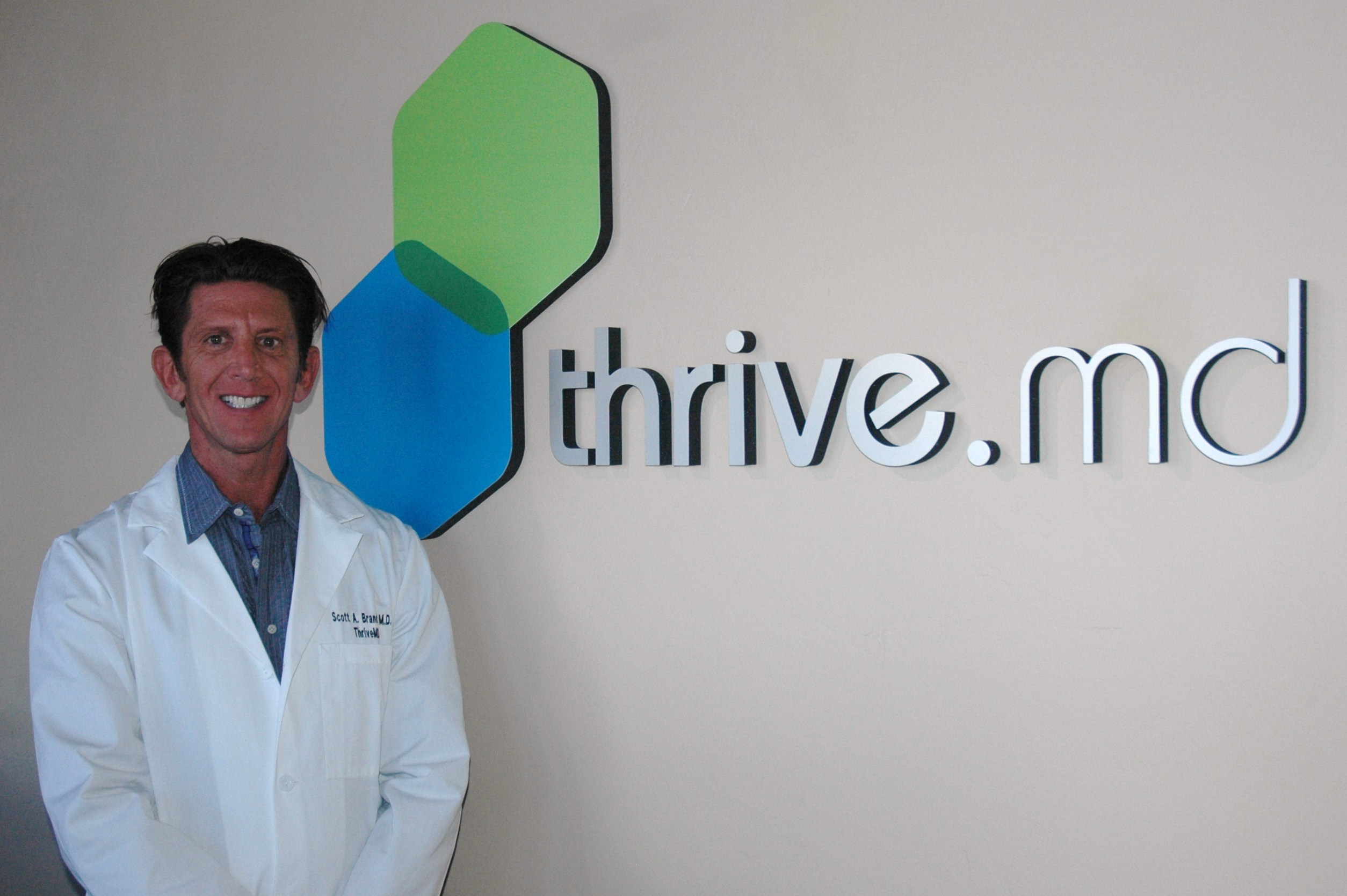 Leading Expert Opens Thrivemd A Regenerative Medical