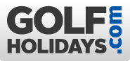 golf holidays logo