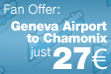 Airport transfer specialist Facebook Fan Offer