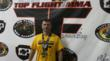 Terry Mackie, from Top Flight MMA/ Lloyd Irvin MMA, Wins Gold at Grappler Quest Championship in Asbury Park, NJ
