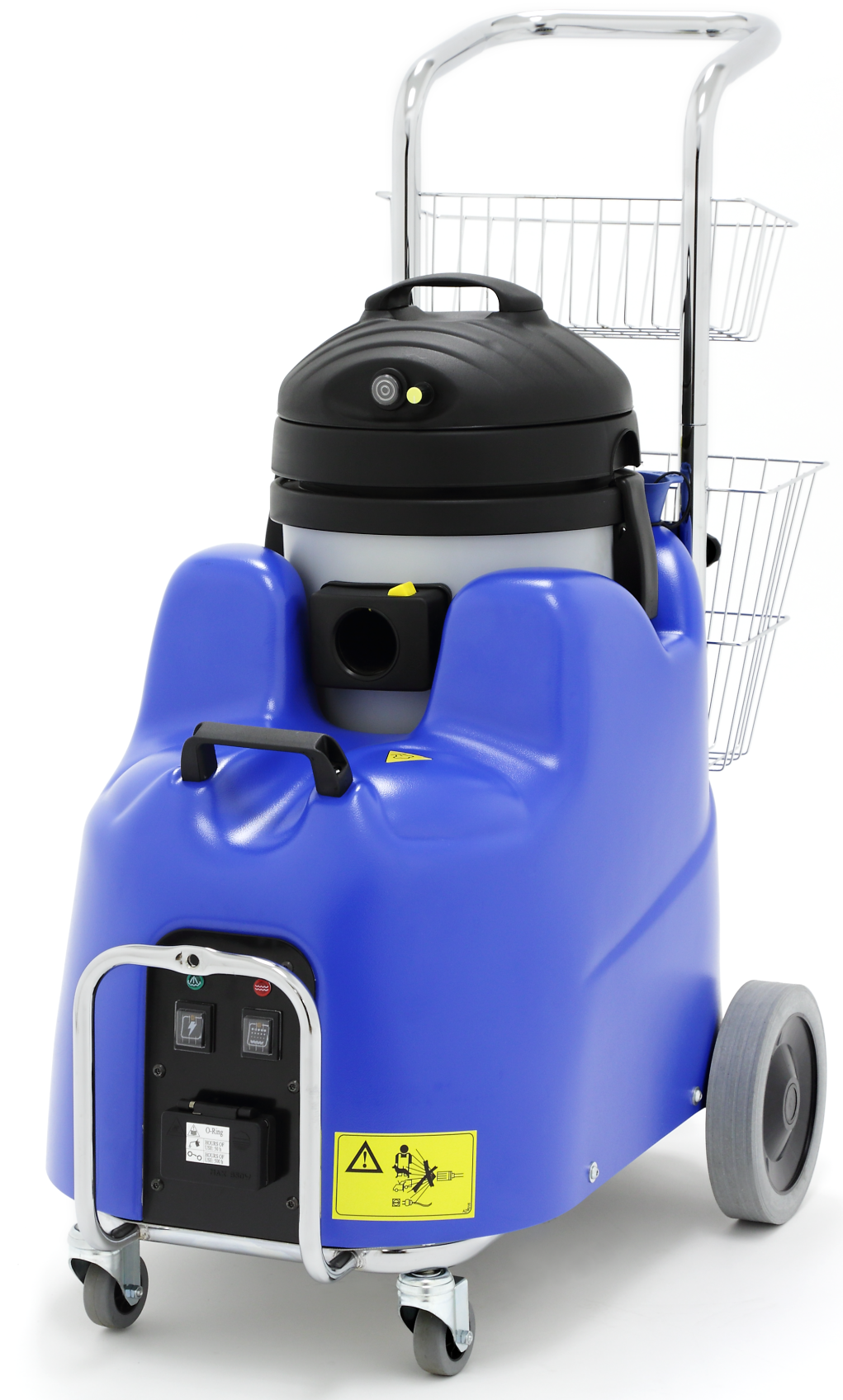 Daimer Launches Steam Cleaner For Disinfecting Clean Rooms