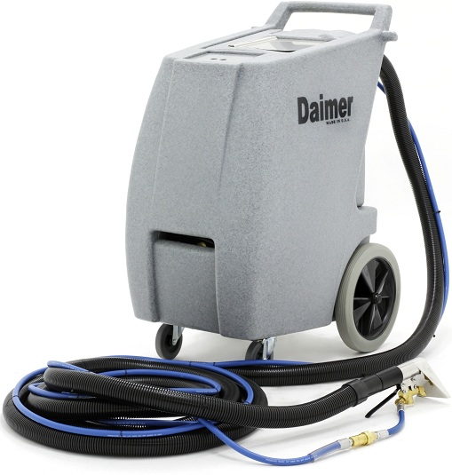 daimer debuts carpet cleaners for car dealerships seeking interior auto detailing steam cleaner. Black Bedroom Furniture Sets. Home Design Ideas