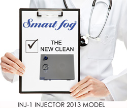 Smart Fog INJ-1 Injector 2013 Model