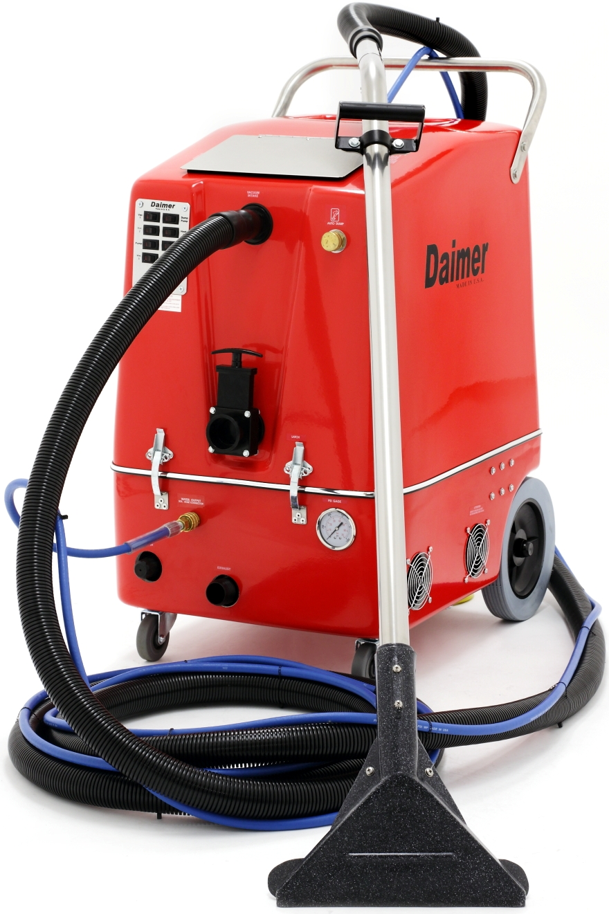 Daimer Offers Advanced Carpet Cleaners With Self Monitoring Technologies