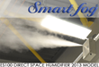 Smart Fog Inc New and Improved 2015 ES100 Series Commercial Humidifier