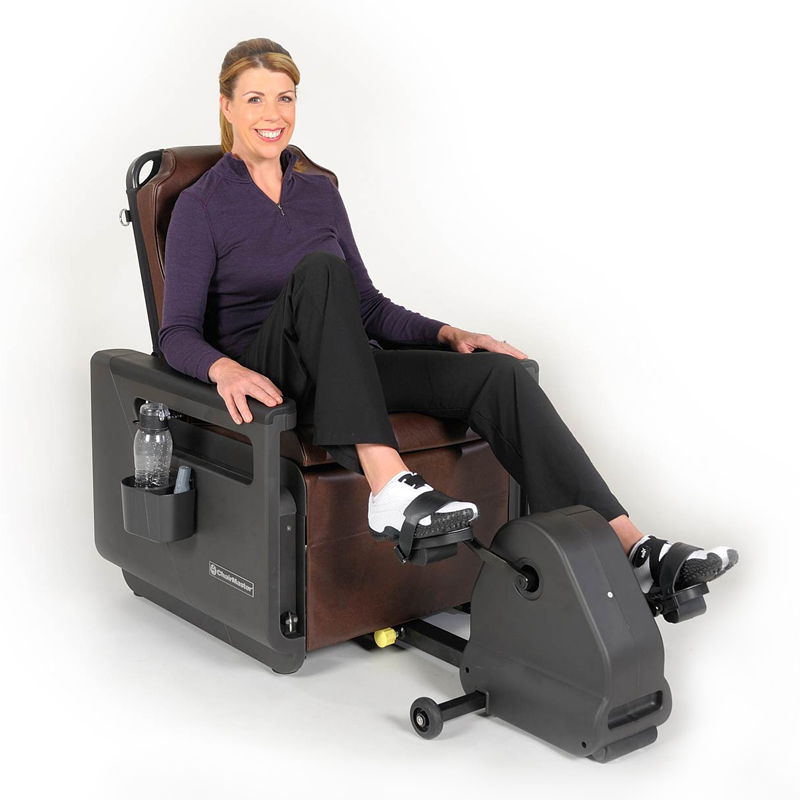 New Chairmaster Fitness Chair Lets Users Sit And Get Fit