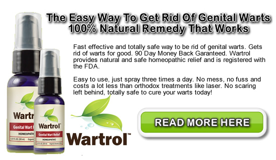 genital warts men treatment