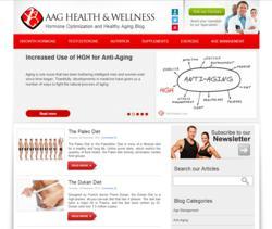 AAG Healthy Aging Blog
