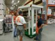 Home Depot Store in Weston, FL, Joins Venetian Builders' Marketing of Sunrooms, Patio Covers, Screen Pool Enclosures With Custom Sales Display