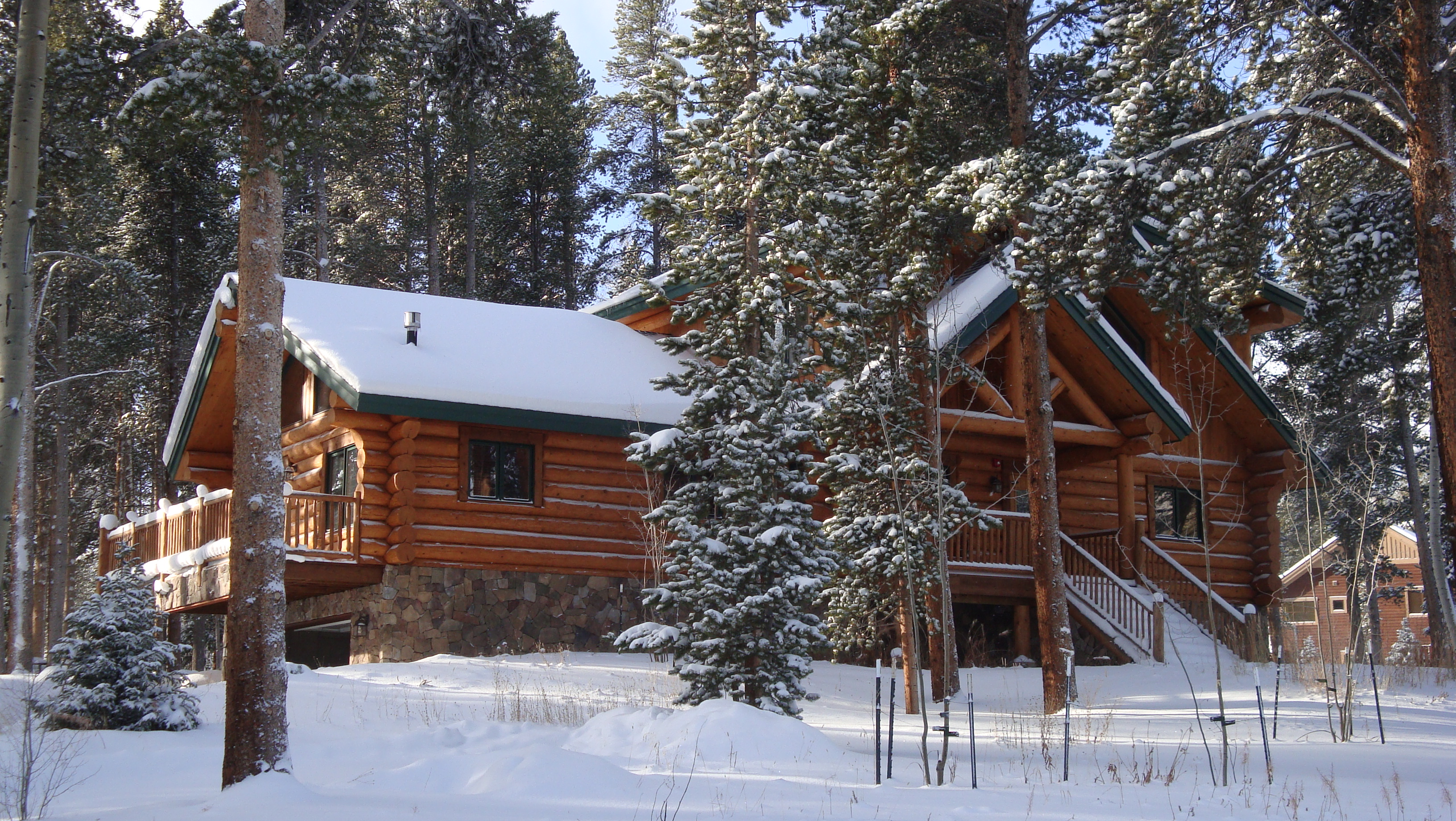 the bear cabin in breckenridge colorado adds additional