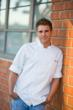 Top Chef Contestant Chris Crary
