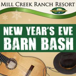 Canton Texas New Year's Celebration at Mill Creek Ranch Resort.