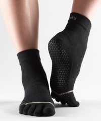 Barefoot Shoes in the Winter? Add ToeSox to Xero Shoes