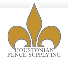 houston fence supply