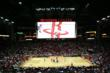 Panasonic delivered the largest indoor center-hung video board in the United States to the Toyota Center Arena, home of the Houston Rockets.