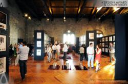 A Photo from the 2012 Edition of the A' Design Award Exhibition.