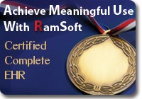 RamSoft Certfied Complete EHR