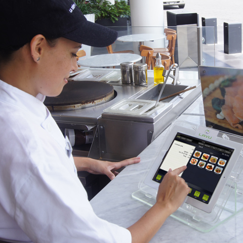 Lavu Inc Ends The Cash Register Age With New Ipad Point Of