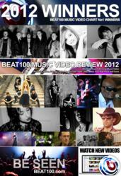 BEAT100 Music Video Chart: Best of 2012
