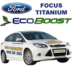Drive Dynamics Franchise Ford Focus Ecoboost