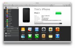 DiskAid 6 Wi-Fi for Mac Device Info