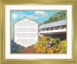 Mother's Day Framed Wall Art Poem