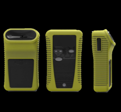 FC5 passive alcohol screener front, side and back view