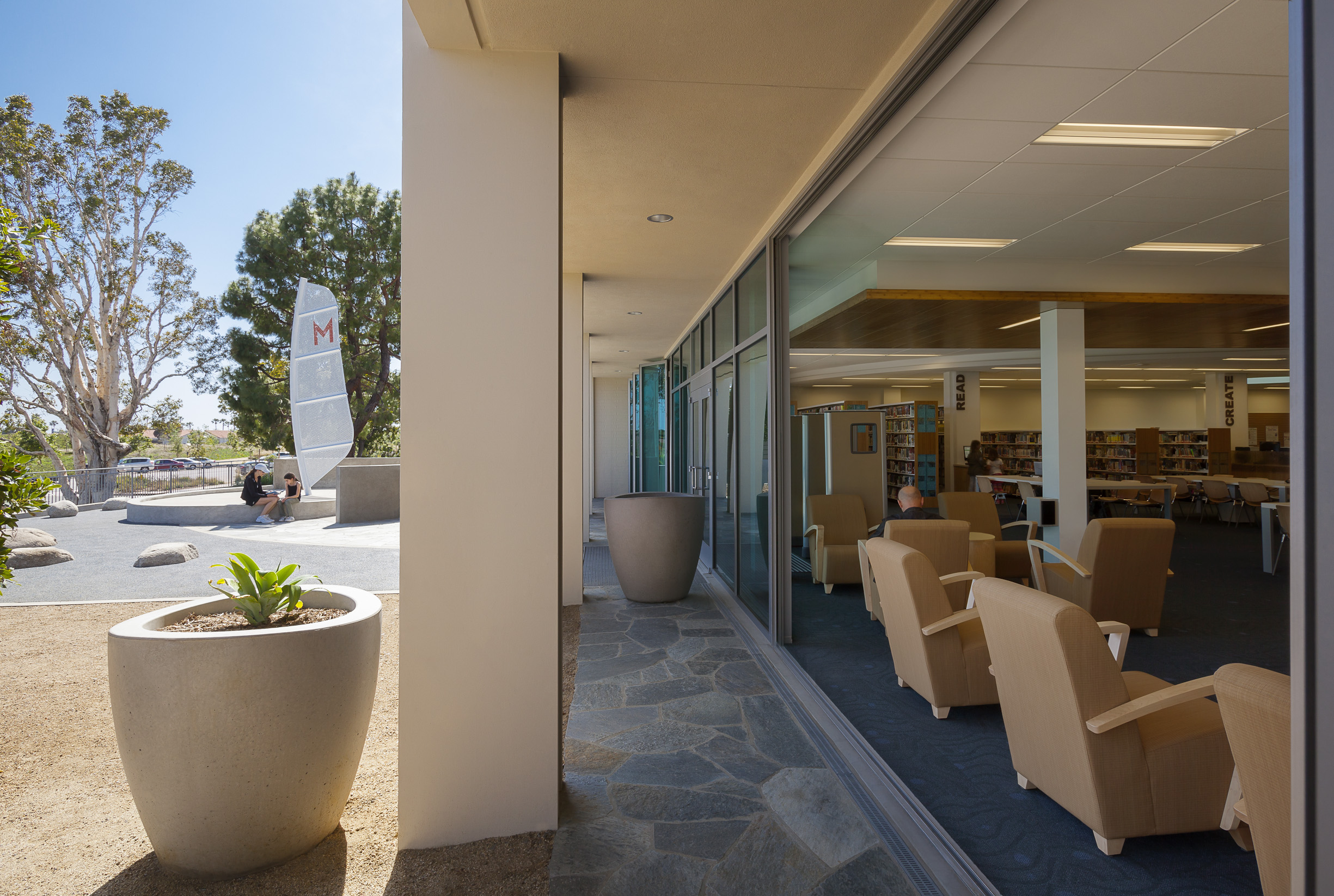 malibu library featured in library journal u2019s top architecture picks of 2012
